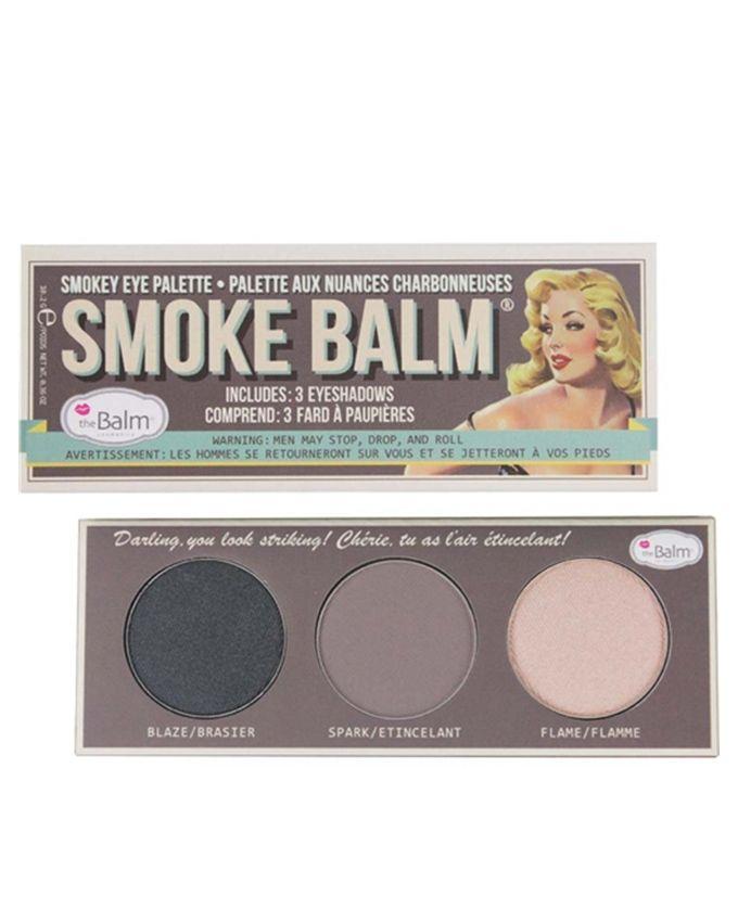 ef7f67adee8 The Balm Smoke Balm Smokey Eye Palette 1 | Fashioniel