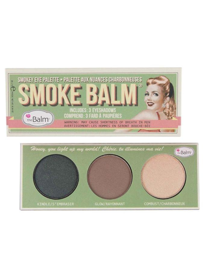 ad03a4a1939 The Balm Smoke Balm Smokey Eye Palette 2 | Fashioniel